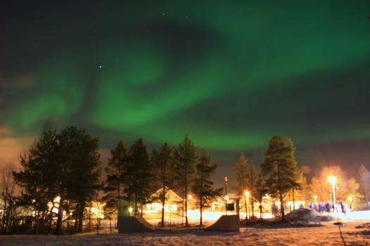 Aurora Borealis Forever