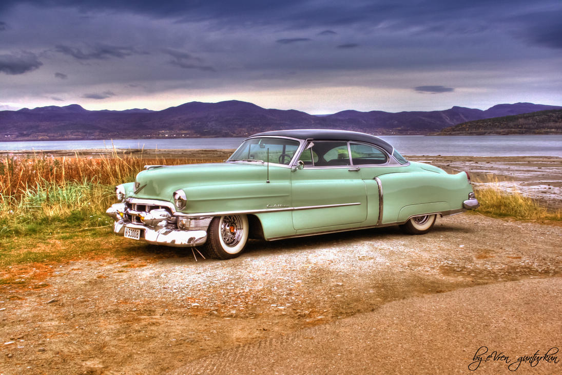 Cadillac American HDReam by evrengunturkun on DeviantArt