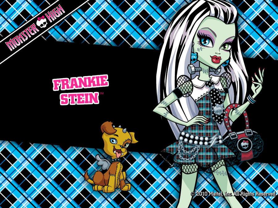 Monster High Frankie Stein by MonsterHighRocks on DeviantArt