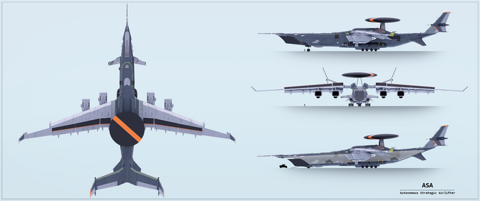 Strategic Airlift Drone: Overview
