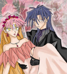 Nadil and Cesia - MARRIAGE by angel-cesia