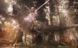 Laser Dino Kid