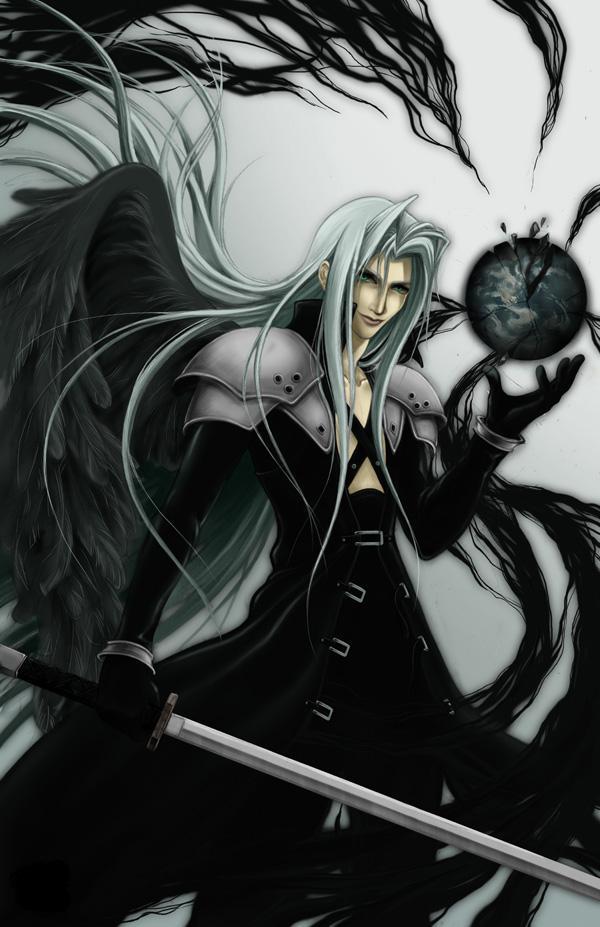 Sephiroth by Despear