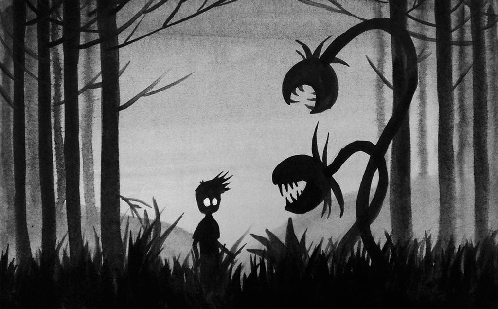 Limbo by derBudaika