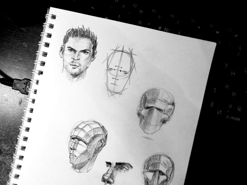 Sketch 040617 by derBudaika