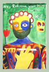 Niki de Saint Phalle_Mrs Robinson by derBudaika