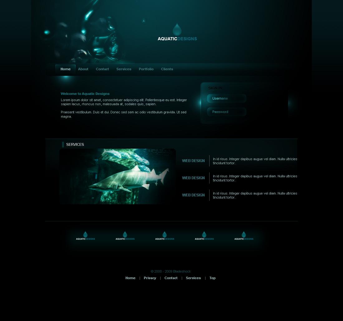 Aquatic Design