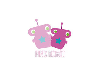 Pink Robot by chililady