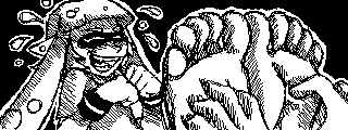 dem squidy toes by DazMatter