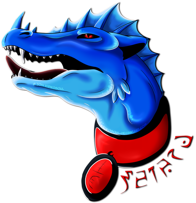 Seiyru badge by KirikoSoul