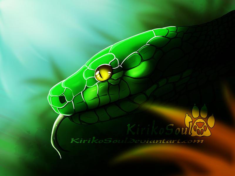 .: The Silent Hunter :. by KirikoSoul