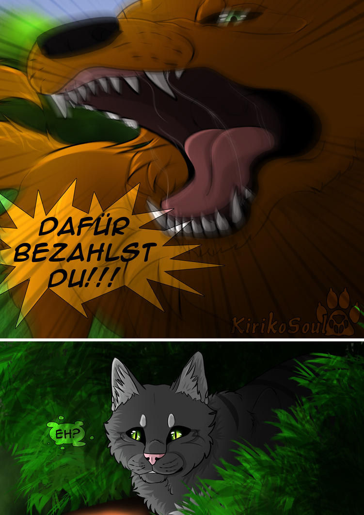 The Shadow marked - Pg 12 by KirikoSoul