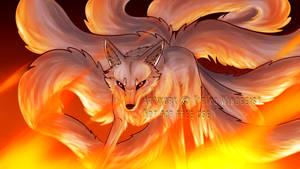 God of Fire [remake] by Kiriko-Windgeist