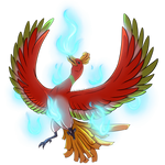 Sacred Fire by Kiriko-Windgeist