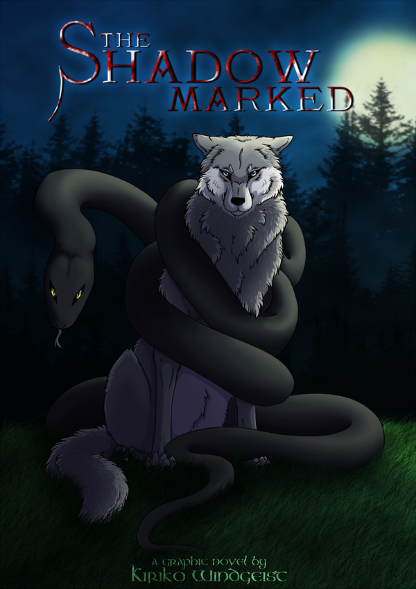 The Shadow marked - Cover by Kiriko-Windgeist