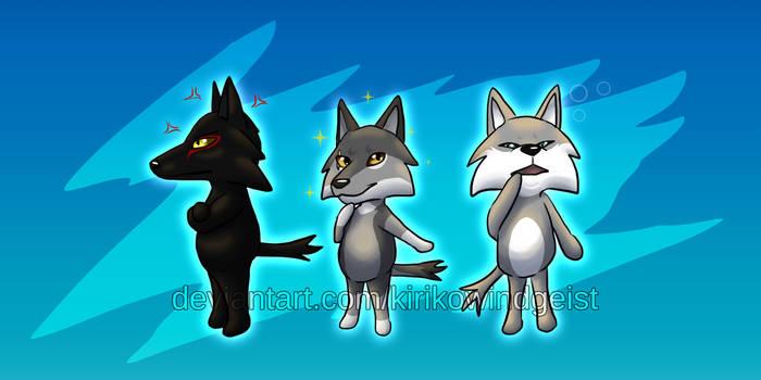 The squad x Animal Crossing