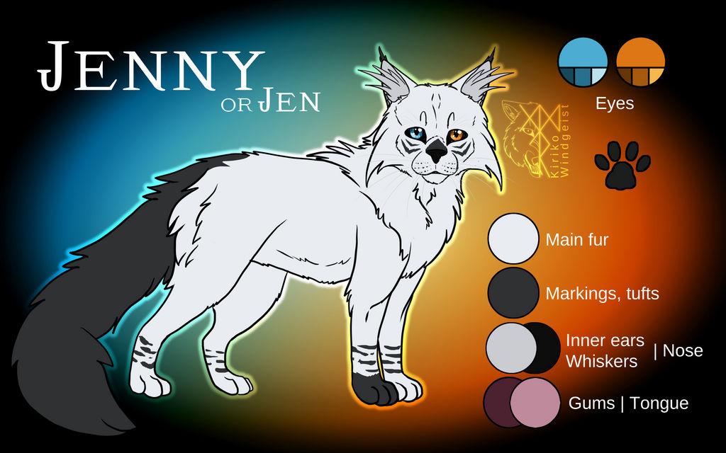 Jenny 2020