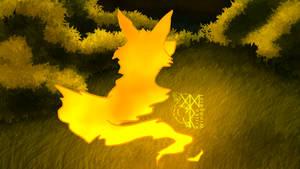 Logyrr Lantern + art progress timelapse