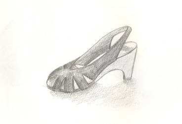Unforgettable shoes 2.0 by Nammicia