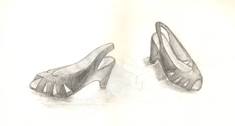 Unforgettable shoes by Nammicia