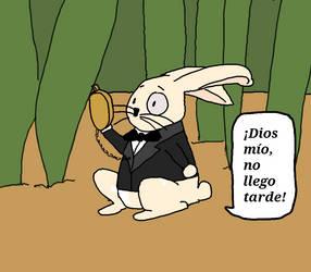 Sr. Conejo by Nammicia