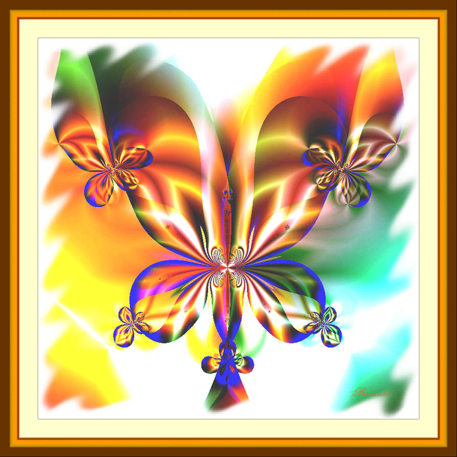 fleur d 39 arc en ciel by basantis on deviantart. Black Bedroom Furniture Sets. Home Design Ideas