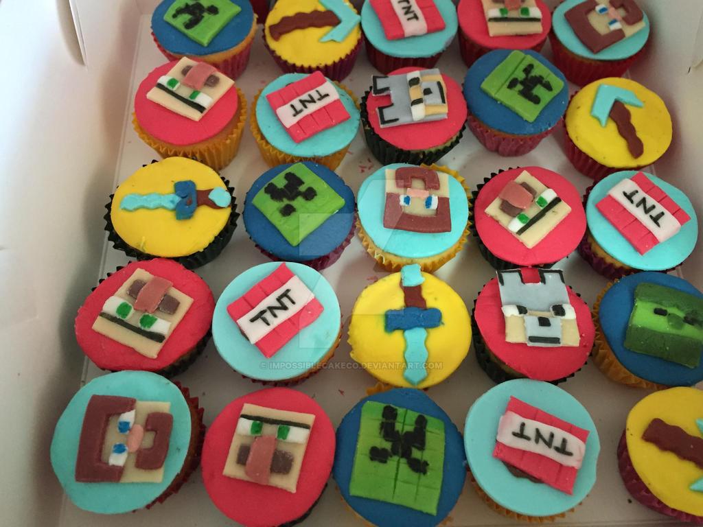 Craft Cake Cupcakes