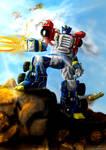 Armada Optimus Prime