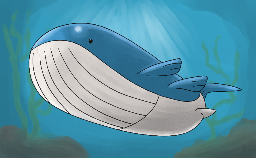 Wailord by HyperionCat on DeviantArt Wailord Pokemon