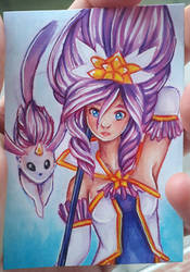 ACEO Janna by Leri-chan