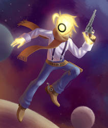 I was the Sun... (Starbound) by Takeshre
