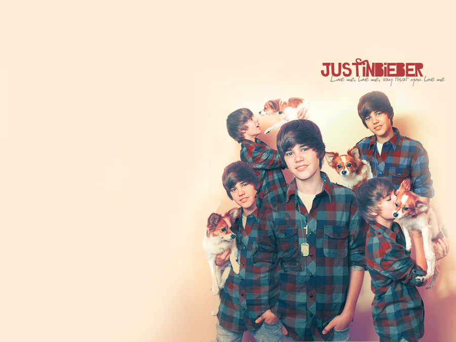 justin bieber wallpaper 2009. Submitted: November 10, 2009