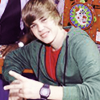 Justin Bieber 7. icon by donttrustlizzie