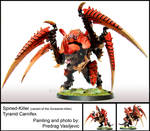 Spined Killer Tyranid Carnifex