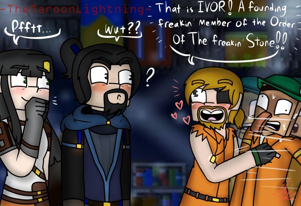 Minecraft Story Mode S2 Jack The Fanboy By Themaroonlightning On