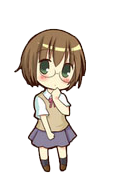 Png Cute Anime 5 by candybubblesweety
