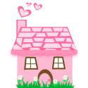 Png Casita Kawaii by candybubblesweety