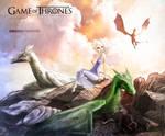 Daenerys Targaryen - Book Version.