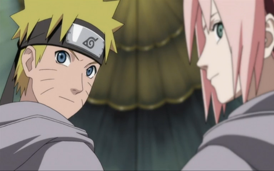 Screenshot Naruto And Sakura By XXKaDDaXx