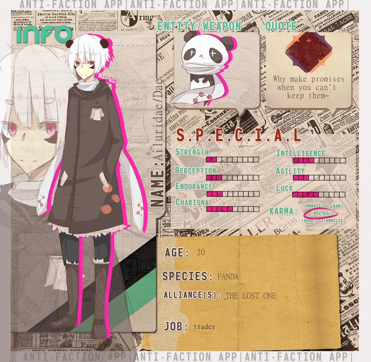 Anti Faction Application Sheet - DAE by Lu-tan
