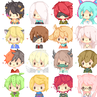 Icon Batch 12.15.13 [requests] by Lu-tan