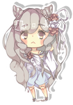 Sachii-chan - chibi commission 1.25.14