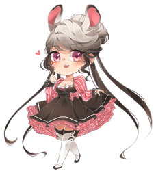 GaiaOnline Commission - AlexisWolfrin by Lu-tan