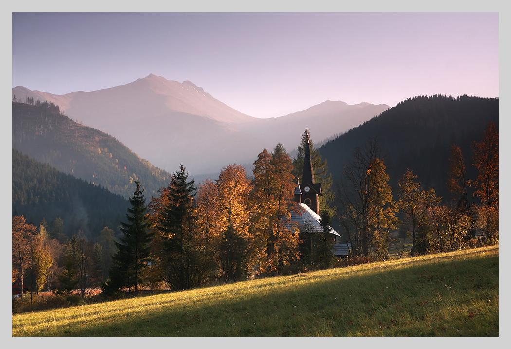 Slovakia Autumn by Sesjusz