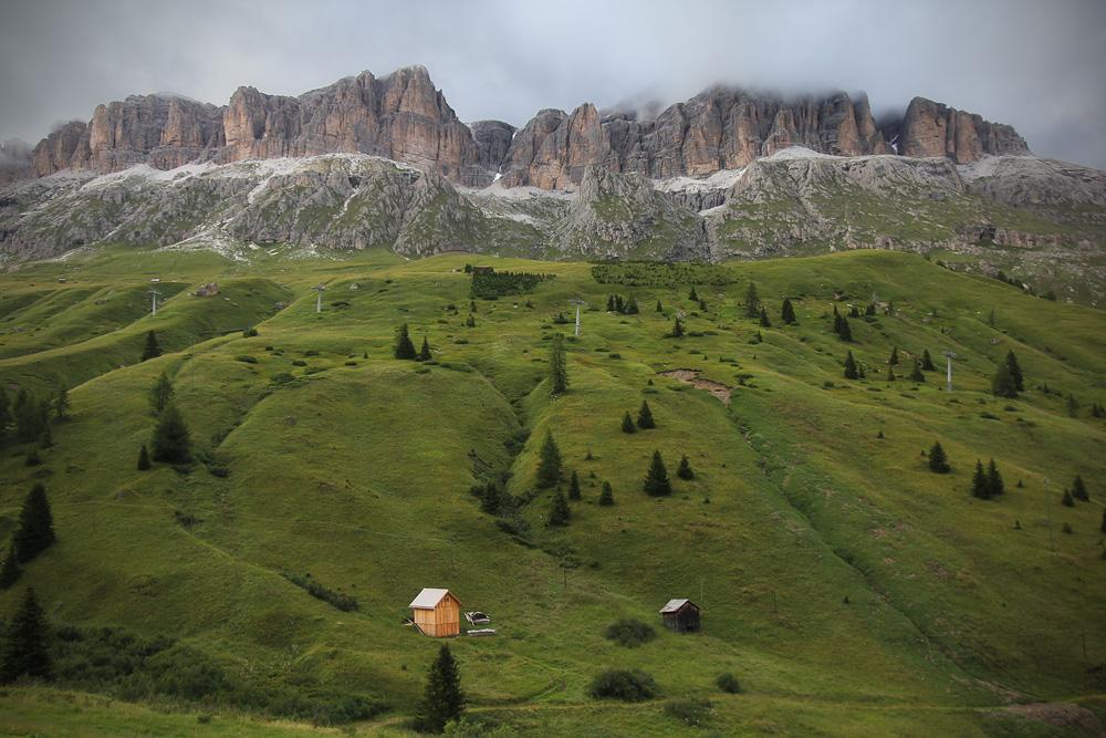 Dolomites by Sesjusz
