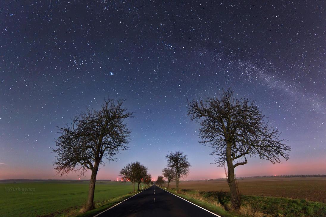 Dancing in the Moonlight by Sesjusz