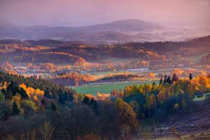 polish gold autumn by Sesjusz