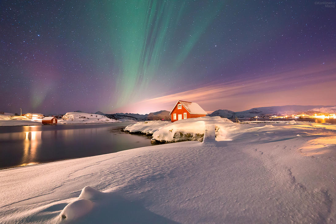 Northern Lights by Sesjusz