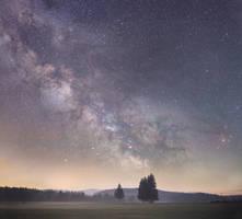 Milky Milky Way