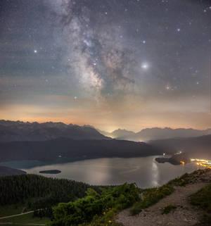 Stars over Tirol